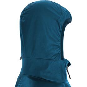 GORE WEAR H5 Gore-Tex Shakedry Hooded Jacket Herren pacific blue